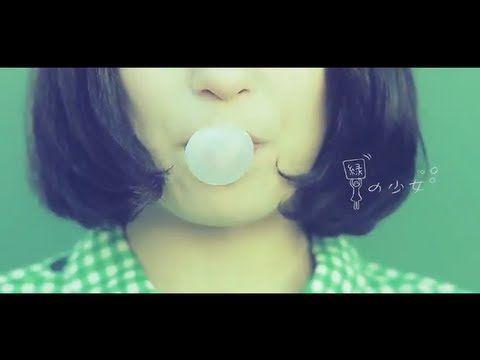 "indigo la End  ""緑の少女"" (Official Music Video)"