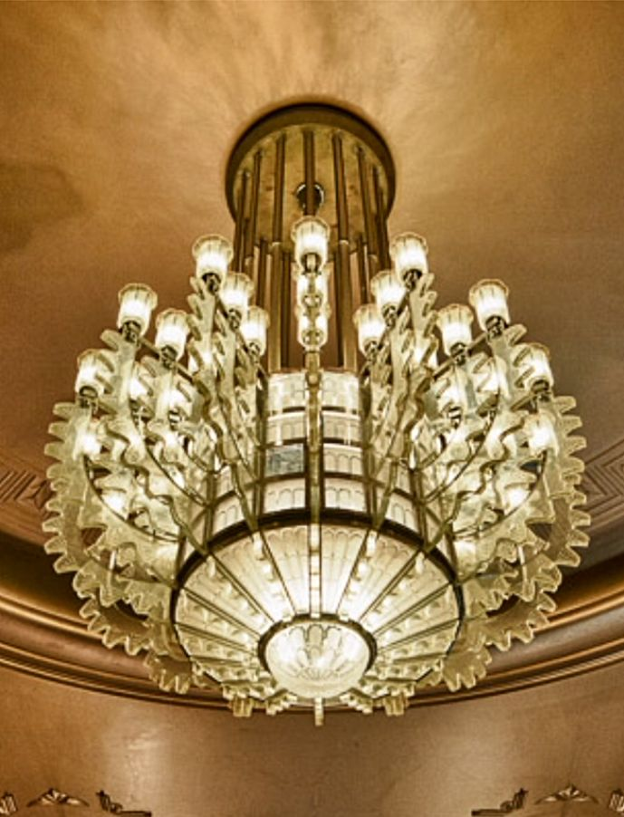 1087 best lighting from above mostly chandeliers images on art deco chandelier aloadofball Image collections