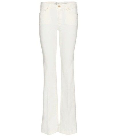 CHARLIZE FLARED BOOTCUT JEANS 7 FOR ALL MANKIND