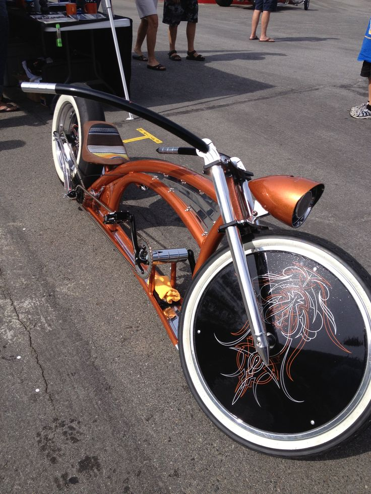 Bicycles with the cool factor.
