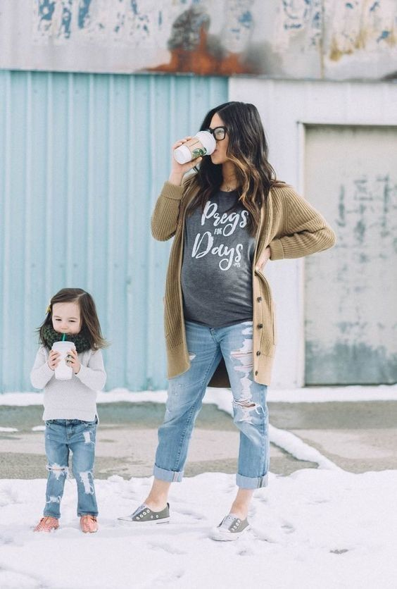Stylish moms are not able to push the envelope with some quirky choices lik …  – Baby Love