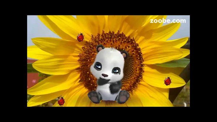 Wünsche dir einen schönen TagZoobe Animation