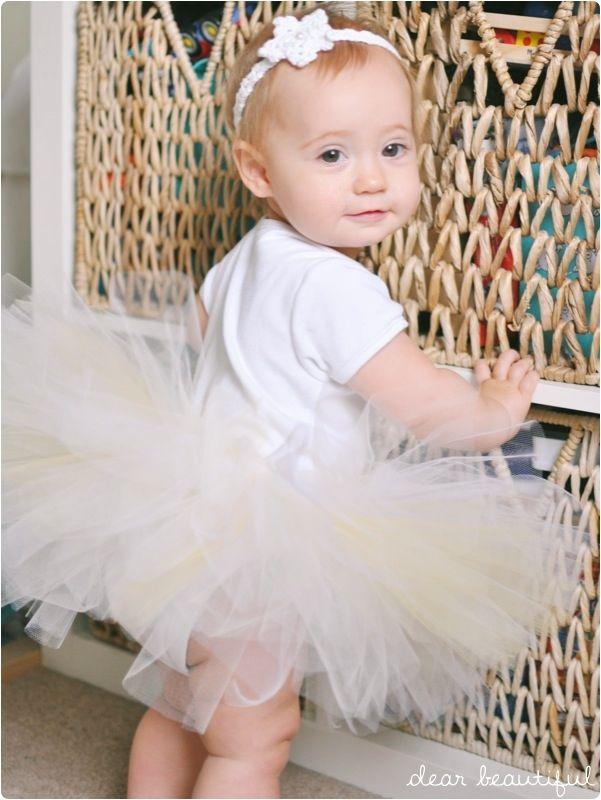 dear beautiful {a family lifestyle blog}: a beautiful girl's tutu