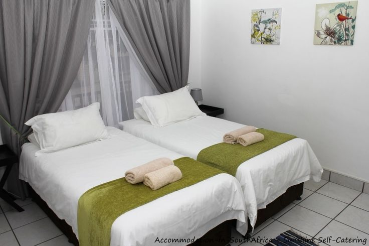 Room at Sunshine Self Catering. http://www.accommodation-in-southafrica.co.za/Mpumalanga/Nelspruit/SunshineSelfCatering.aspx
