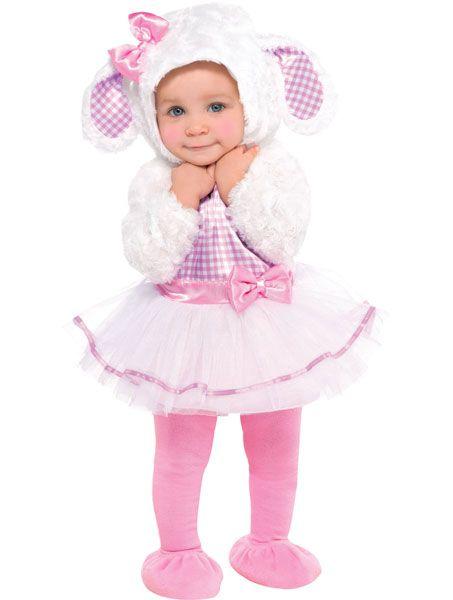 Little Lamb - Baby Costume