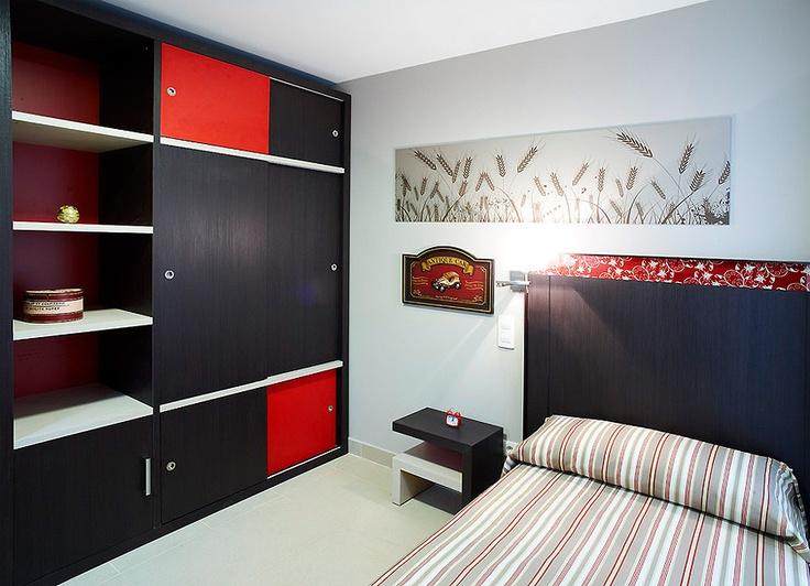 Habitaci n de nuestra residencia de estudiantes mir en - Muebles en oviedo asturias ...
