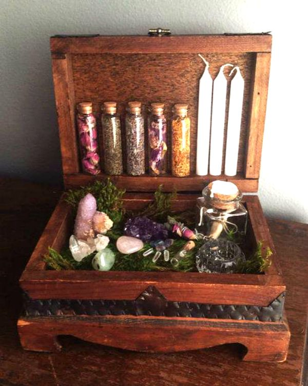 Wicca pinterest witch cottage witches for Witches cottage house plans