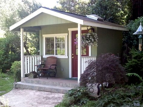 Backyard shed with living quarters joy studio design for Tuff sheds