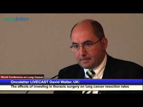 David Waller, UK  The effects of investing in thoracic surgery on lung cancer resection rates - WATCH VIDEO HERE -> http://bestcancer.solutions/david-waller-uk-the-effects-of-investing-in-thoracic-surgery-on-lung-cancer-resection-rates    *** lung cancer surgery ***   David Waller, UK  The effects of investing in thoracic surgery on lung cancer resection rates Video credits to the YouTube channel owner