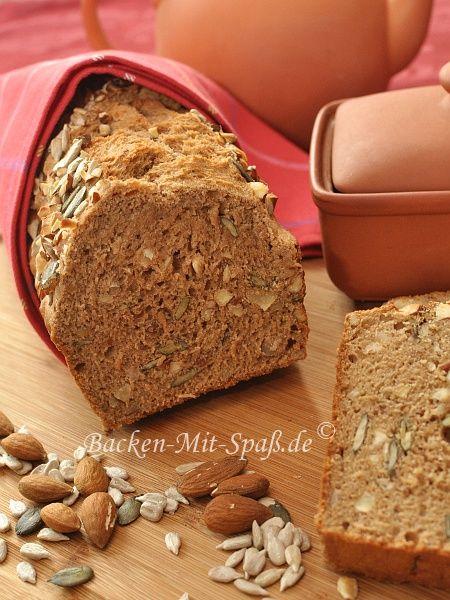 Drei- Minuten- Brot - Rezept