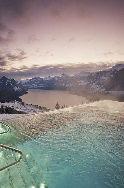 Hotel Villa Honegg in Ennetbürgen, Switzerland