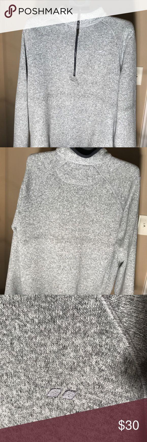 Kipper size large pullover Size Large Koppen pullover. Gray. 100% polyester. Make offer! koppen Jackets & Coats Performance Jackets