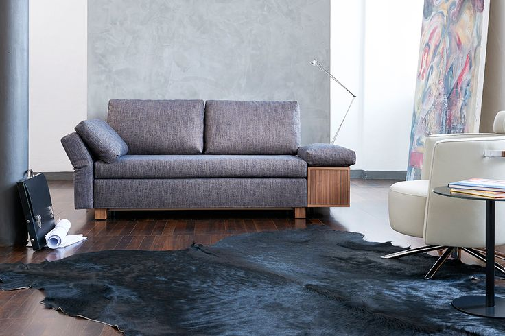 Das Schlaf-und Relaxsofa ALLAN von Signet. The relaxsofa / sofabed ALLAN from Signet. #signet #sofa #möbel #design #furniture #sofacouture #sofabed #funktionssofa #madeingermany #leather #fabric #interiordesign #luxury #comfort #style #sleep #relax #interior #allan