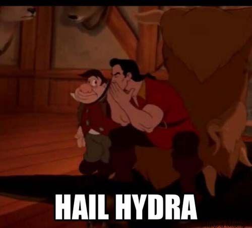 The Funniest 'Hail Hydra' Memes.