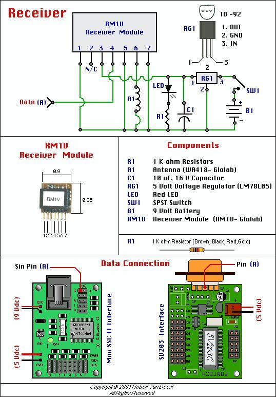 17 best images about arduino arduino board arduino wireless control receiver schematic check more at