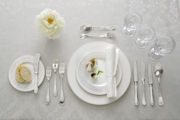 Villeroy and Boch - formal table setting