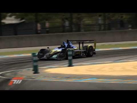 FM3-2008 Acura #26 Andretti-Green Racing ARX-01b 720p 30sec