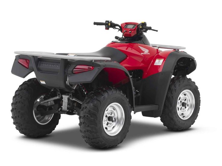 New 2016 Honda Rincon ATVs For Sale in Florida. 2016 Honda Rincon, 675cc liquid-cooled OHV semi-dry-sump longitudinally mounted single-cylinder four-stroke Automatic with hydraulic torque converter, three forward gears, Reverse, and electronic controls Direct front and rear driveshafts with TraxLok® and torque-sensitive front differential Front suspension: Independent double-wishbone; 6.9 inches travel Rear suspension: Independent double-wishbone; 8.0 inches travel Curb weight: 657lbs…