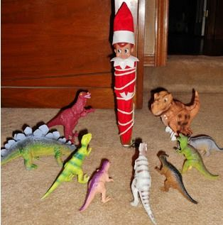 outdoor clothing 50 Easy and Creative Elf on the Shelf Ideas with Pictures