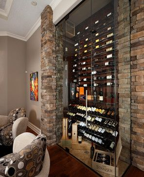 High Quality Living Room Wine Cellar Design Ideas, Pictures, Remodel And Decor Part 16