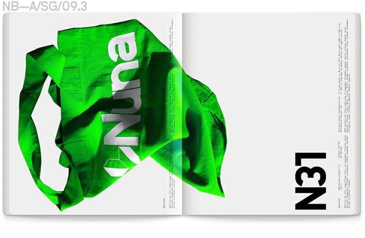 "Neubau (Berlin)/Nuna World GmbH, ""Form Follows Taste"" Brand Catalogue"