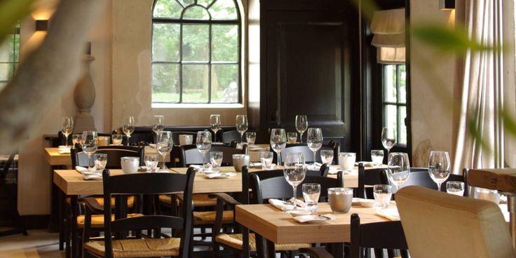 Interior design by Linda Pol , restaurant de nieuwe Roetershof Diepenveen, The Netherlands
