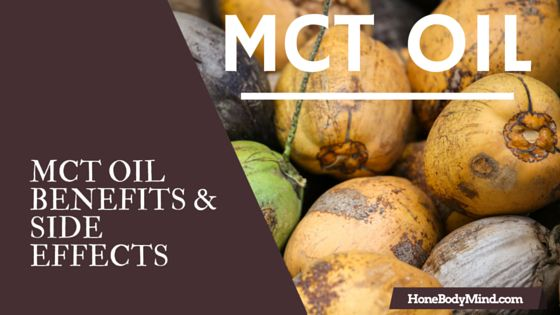 MCT Oil Benefits & Side Effects