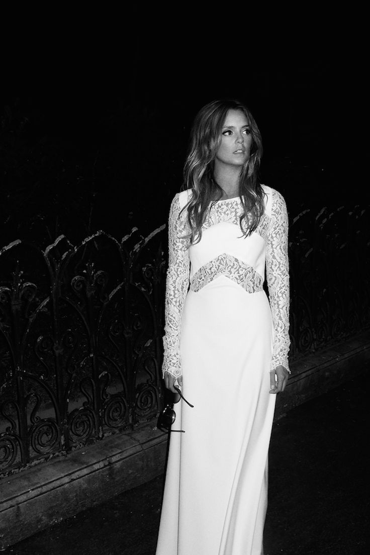 Rime Arodaky 2014: Bridal Dress Inspiration - The Ever After Story