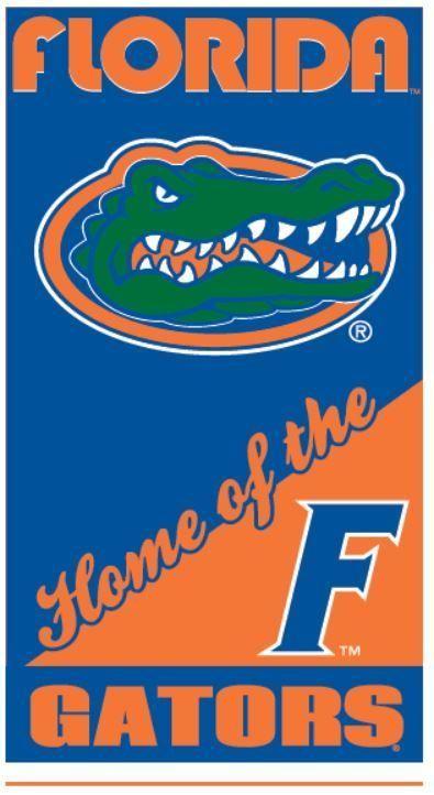 Florida Gators Football Pool Bath Beach Souvenir Towel Licensed 28x58 NEW LIC #IslandGear