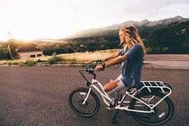 Hipster, Rider, Cycle, Bike, Teen