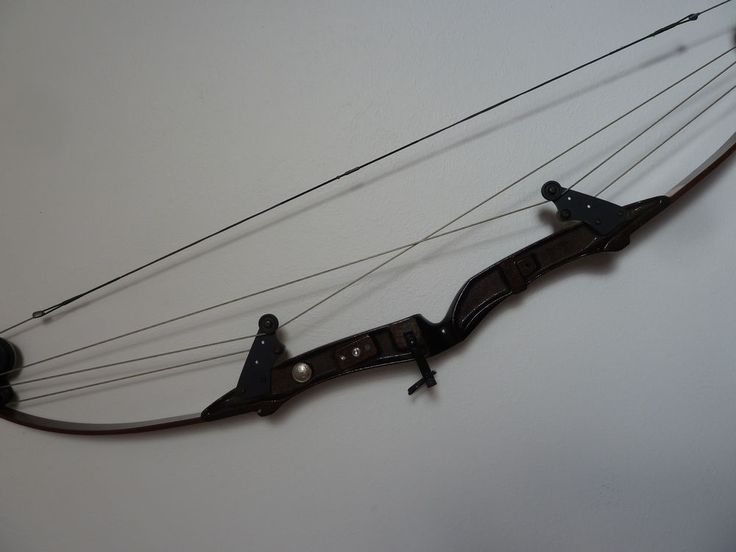Vintage Bear Compound Bow Whitetail Hunter 1970s Usa 30