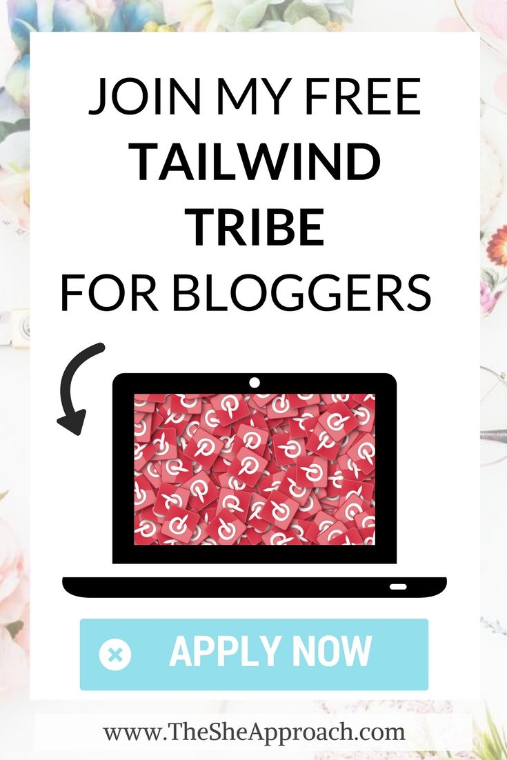 Trying to figure out what Tailwind Tribes are and how they can increase your Pinterest reach, boost your blog traffic and grow your blog? Check out my post and join my free blog promotion tailwind tribe! Figure out how to use Tailwind for free and get tons of blog traffic your way from Pinterest. #pinteresttips #blogtraffic