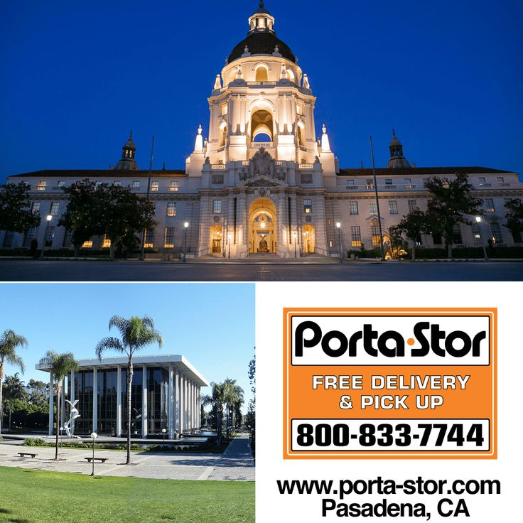 rent portable storage containers in pasadena
