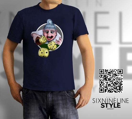 Profi Gambler T-Shirt http://www.spreadshirt.de/profi-gambler-C4408A18466529