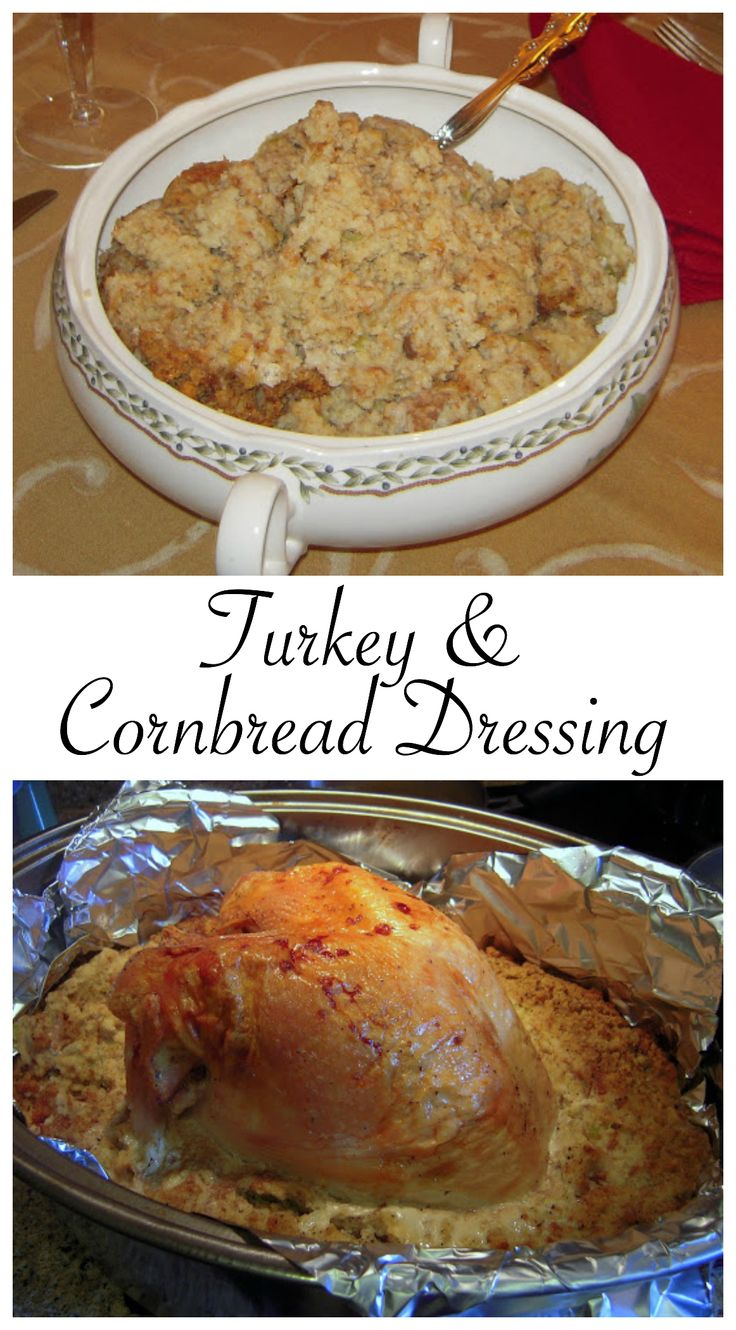 THE BEST Turkey and Southern Cornbread Dressing - this is hands down THE BEST recipe for stuffing/dressing. Recipe has been handed down for generations!