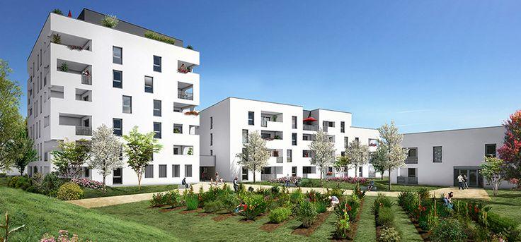 Investissement locatif à Toulouse.  Éligible au dispositif Pinel