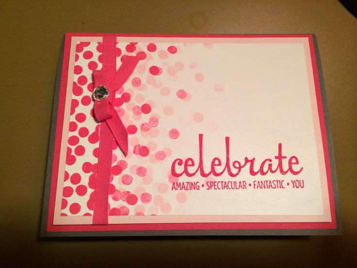 Created by Amy Pieters, Independent Stampin Up! Demonstrator using Fabulous Four and Dotty Angles Stamp sets. www.amypieters.stampinup.net
