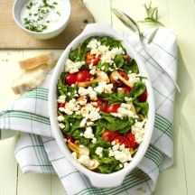 Weight watchers - Ovenschotel met spinazie en feta – 9pt