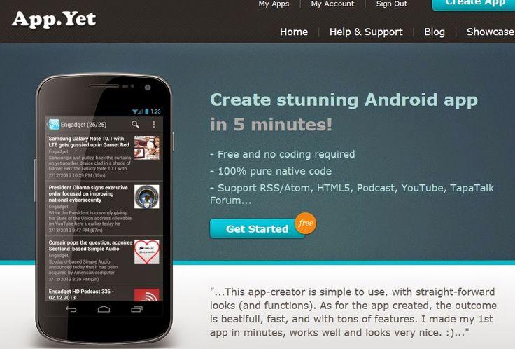 AppYet - Ciptakan Apps Blog Tanpa Coding | Artikel Seputar Bisnis Online