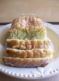 Baking with Blondie : Grapefruit Poppy Seed Loaf