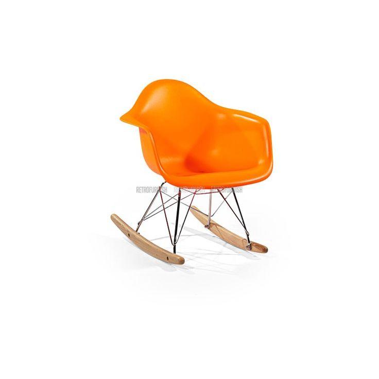 1000 id es sur le th me rocking chair eames sur pinterest - Chaise a bascule adulte ...