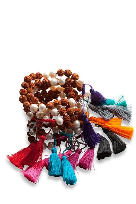 Sandalwood & pearl bracelets $69 each