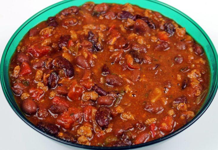 Worlds Best Recipes: Texas State Fair Award Winning Chili
