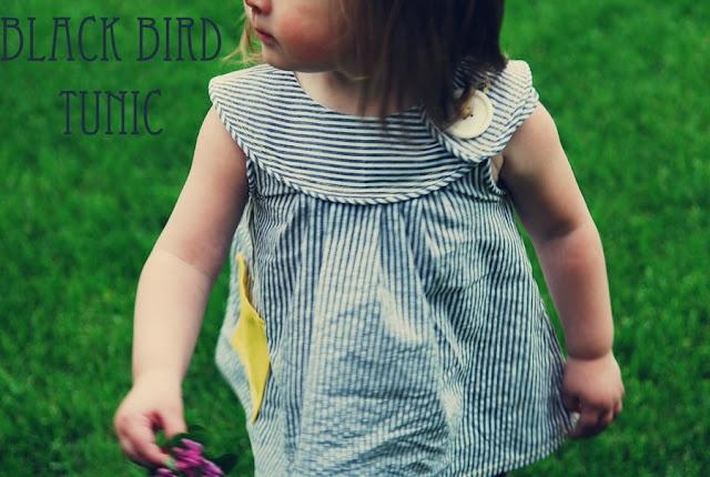 tunic tutorial: Little Girls, Cute Tops, Black Birds Tun, Birds Tunics, Tunics Tutorials, Tunics Patterns, Tunics Tops, Free Patterns, Tunics Dresses