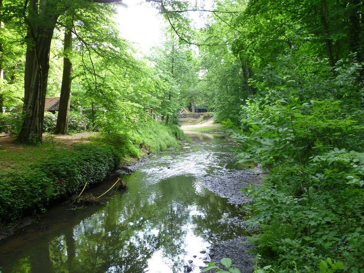 2013-06-09 Startpunt bij de Haarmühle aan de Buurserbeek
