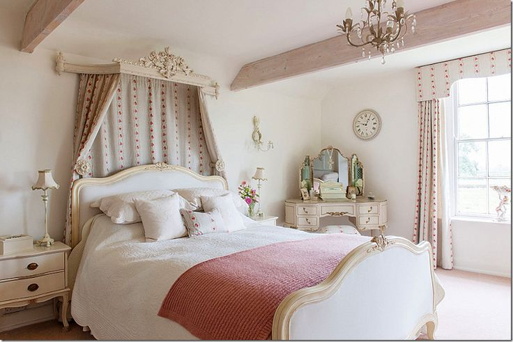 Kate forman designs french country style influence for French country chic bedroom ideas