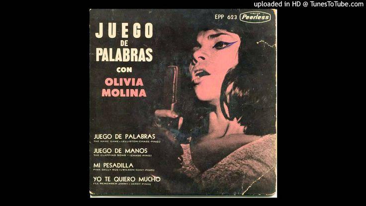 Olivia Molina - Juego de manos (Clapping song, Mexican girl garage, 1965)