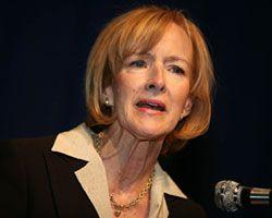 Judy Woodruff, PBS broadcaster