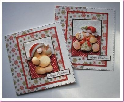 Forever Friends Christmas Cards