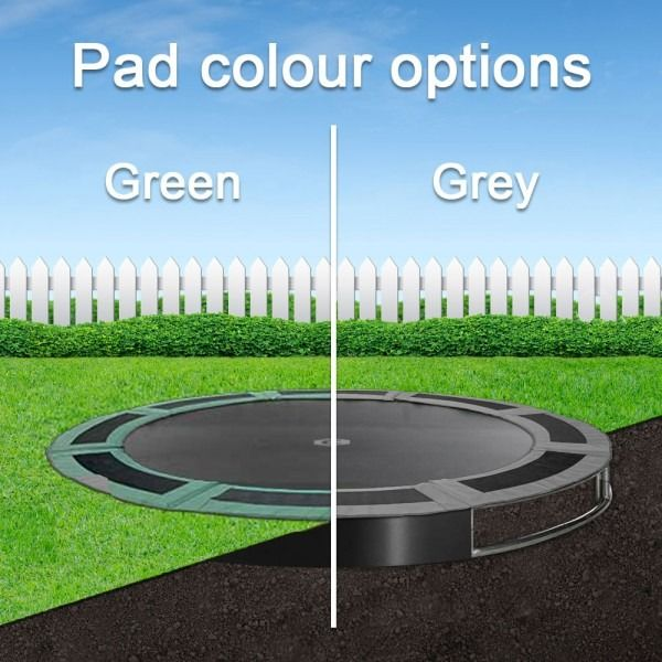 25 Best Ideas About Trampoline Spring Cover On Pinterest: Best 25+ In Ground Trampoline Ideas On Pinterest
